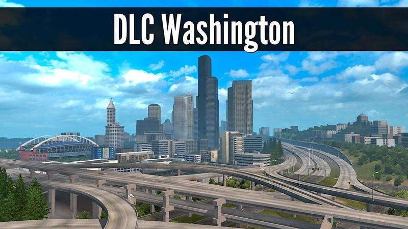 Fan-made Trailer | American Truck Simulator - Washington DLC | Toast