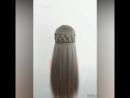 Красивое и лёгкое оформление волос