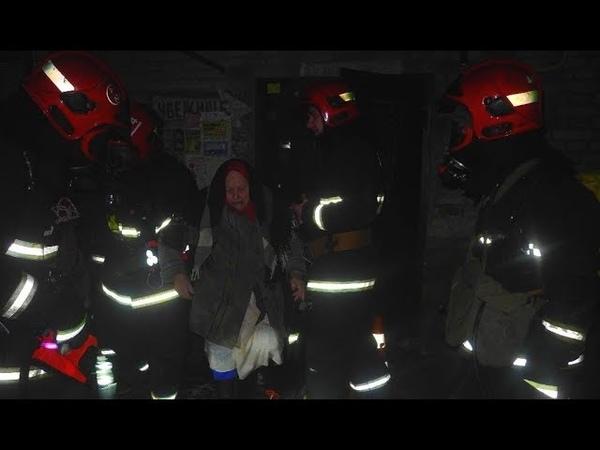 ЧП Беларусь Гомель: при тушении пожара в подвале обнаружен труп женщины