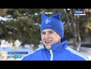 Уборка снега самый популярный вид помощи у бойцов студотрядов в Алтайском крае