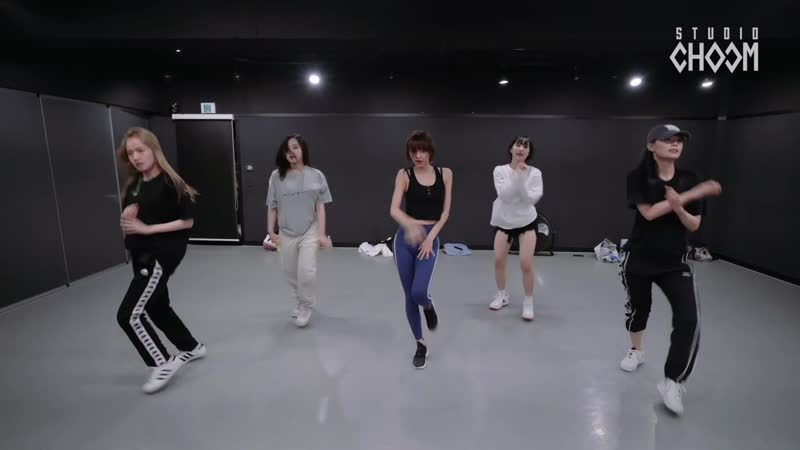 · Practice · 190817 · OH MY GIRL YooA Sucker Jonas Brothers cover · M2 STUDIO CHOOM ·