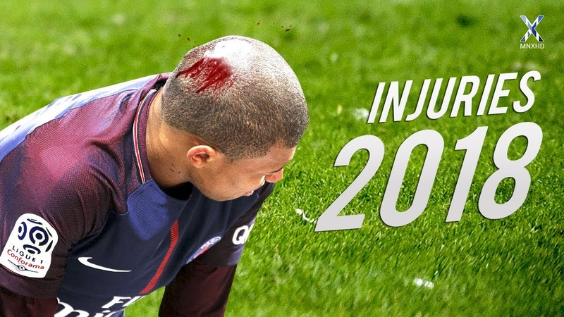 Football Injuries Horrible Moments 2018 ● HD