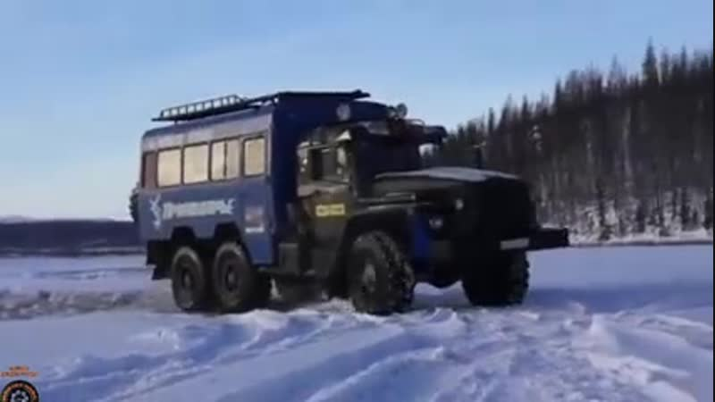 Север ошибок не прощает на что способна русская техника great roads North of Russia ( 240 X 426 ).mp4