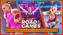 Road to the Games Ep 18 03 Tennil Bethany Thuri