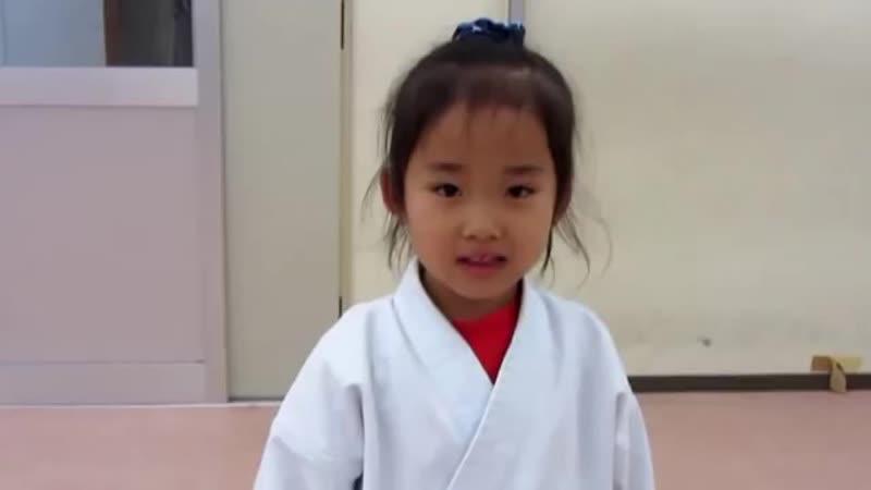 Enpi and Kankudai by Mahiro (6-year-old girl) 6歳の女の子の燕飛と観空大.mp4