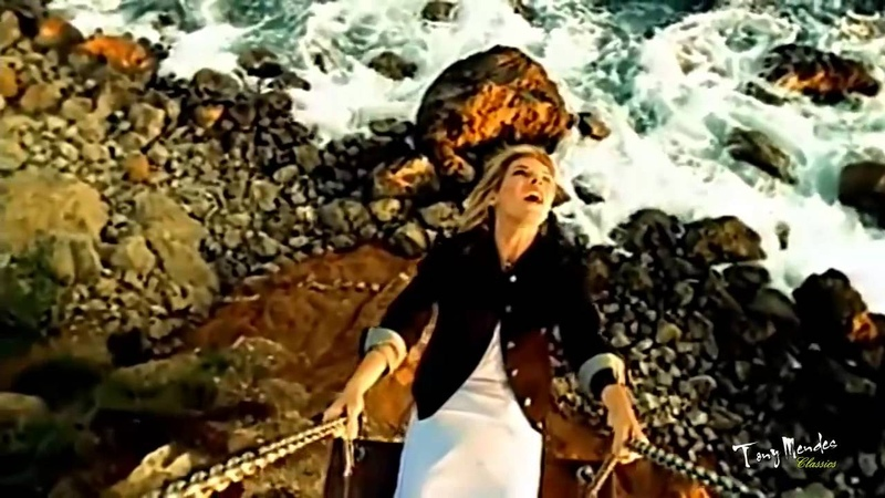 Jennifer Paige - Crush (David Morales Club Mix - Tony Mendes Video Re Edit)