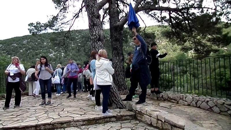 Орифлэйм Менеджерская Конференция в Хорватию. Экскурсия в Национальный парк река Крка /Часть 2/