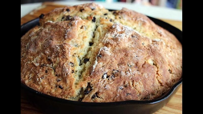 Ирландский содовый хлеб Рецепт от Алейки