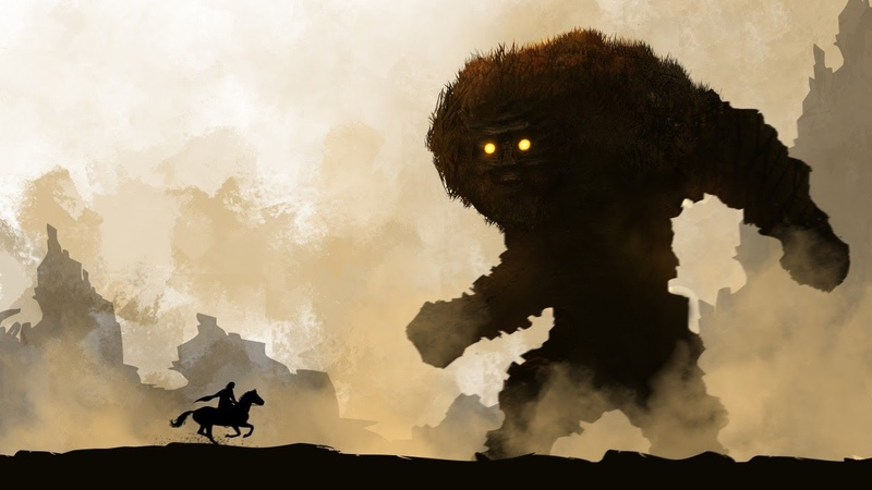 Shadow of the Colossus обзор