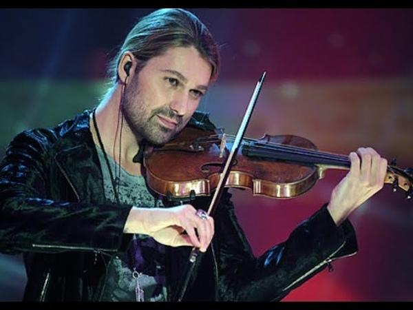 David Garrett - Bach, Allemanda from Partita for Solo Violin No.2 in D minor (my tribute)