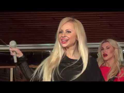 Группа ЛЕДИ (Юля Шереметьева) - выступление в клубе Шале (октябрь 2017)