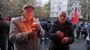 Панихида по жертвам Черного Октября в Москве 4 10 18