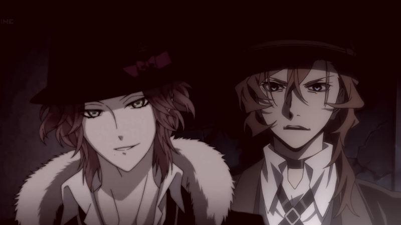 DIABOLIK LOVERS X BUNGOU STRAY DOGS - LET'S KILL THIS LOVE SHOT FROM ME