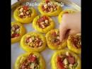 Турецкие мини пиццы   Больше рецептов в группе Кулинарные Рецепты