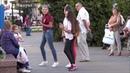 Танец - Я ВОЗВРАЩАЮ ВАШ ПОРТРЭТ на улице! Music! Dance!