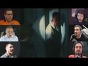 Реакции Летсплейщиков на Труп в Шкафу из Resident Evil 2 Remake