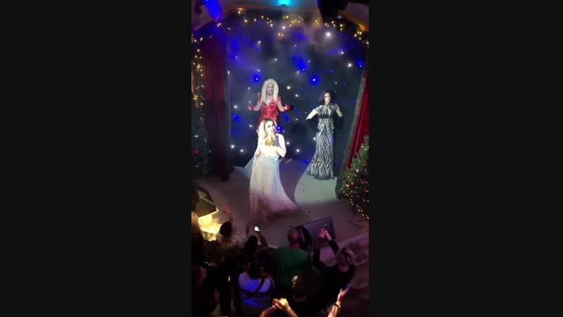 Miss Shamina, Roxy Hart ft. Kallista Black - SuperStar