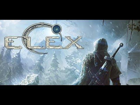 Elex. Начало истории. 1