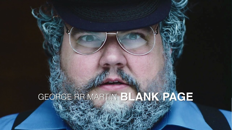 George R R Martin's BLANK PAGE Game of Thrones Taylor Swift's BLANK SPACE Parody