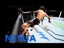 Ninja Style in MMA