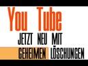 YouTube Aktuell : YT Löscht jetzt heimlich...