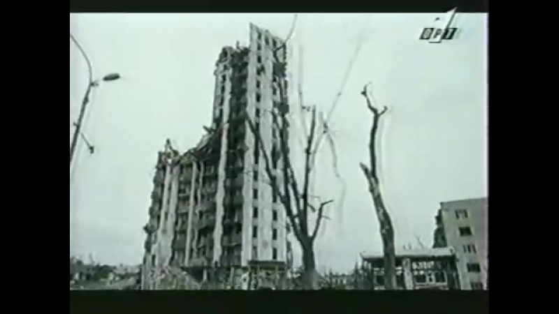 Чечня - радиоперехват Грозный 96