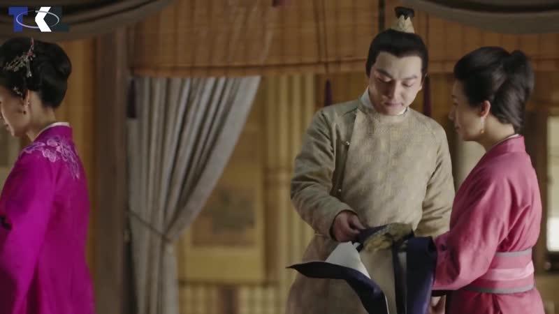 Minh Lan Truyện - Tập 11 FULL - Phim Cổ Trang Trung Quốc 2019 - Triệu Lệ Dĩnh, Phùng Thiệu Phong