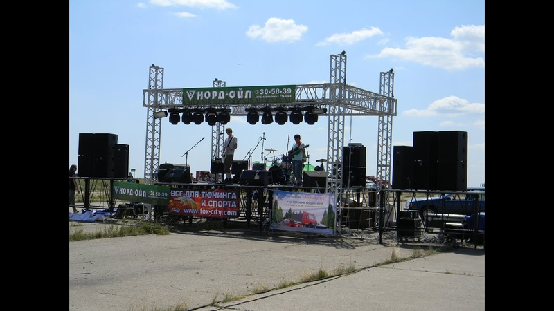 Bike Rock Fest «PROSTO KVASHINO 2011» МОТОСЛЕТНОРД ОЙЛ 16 07 2011