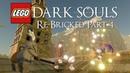 New Lego Dark Souls Part 4 - Undead Parish Boss Fight