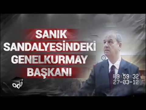 İlker Başbuğ'un Ergenekon Davasındaki tarihi konuşması