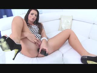 Chrissy curves - 3on1 lp classic anal treatment for curvy big butt slut