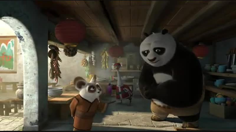 La fiesta de Kung Fu Panda (TV) (Kung Fu Panda Holiday Special, 2010) Tim Johnson