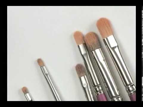 Jo Sonja's® Oval Dry Brush