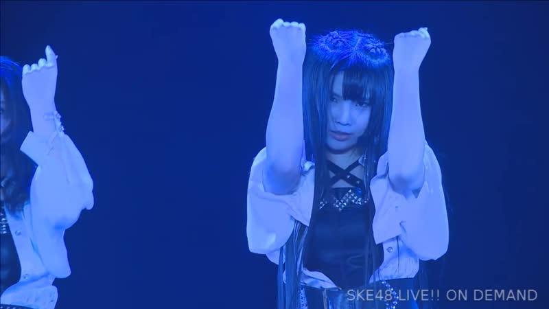 SKE48 Team S 5th Stage Kasaneta Ashiato (День рождения Мацуи Джурины 2018.12.03)