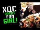 XQC Roasts Fan Girl! - Overwatch Streamer Moments Ep. 343