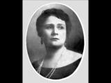 Надежда Обухова Сомнение-N.Obukhova M.Glinka Romance