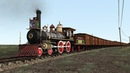 Обзор паровоза Union Pacific 4 4 0 в Train Simulator 2019