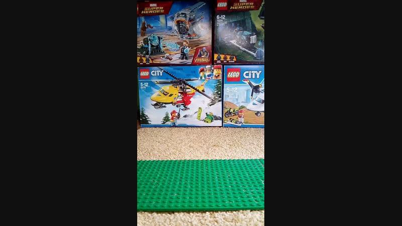 Lego самоделки