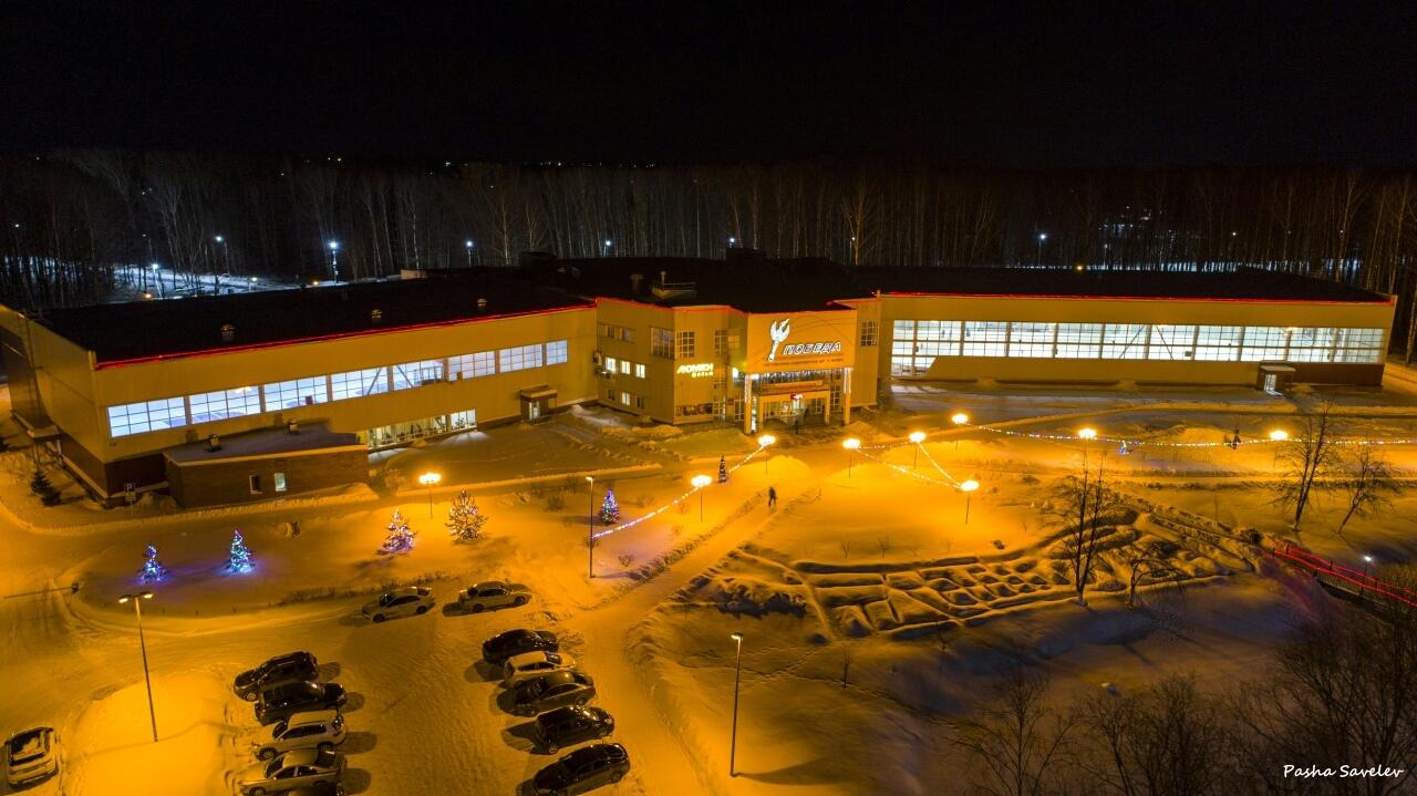 Вечерние фото Богородска.