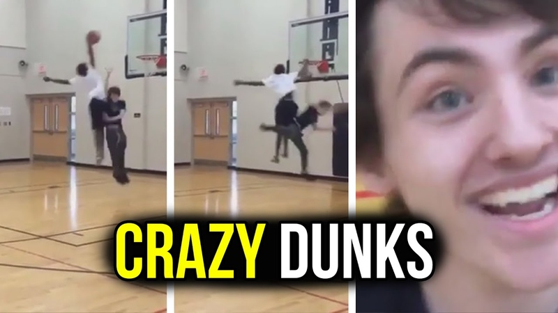 THE CRAZIEST DUNKS AND POSTERIZERS OF ALL TIME