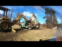 Farm scrap metal cleanup day two