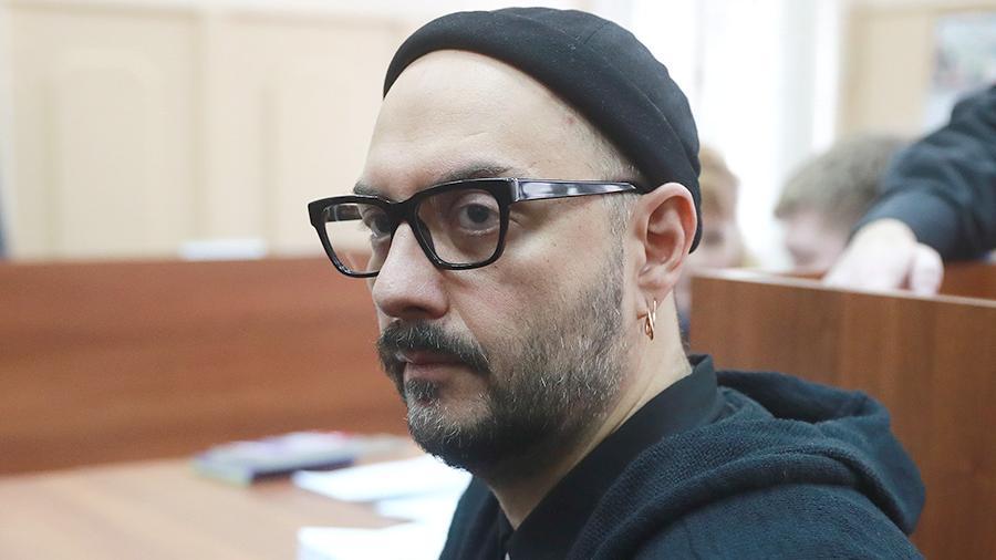 Режиссеру Кириллу Серебренникову присвоили звание почетного доктора Университета Париж - Нантер