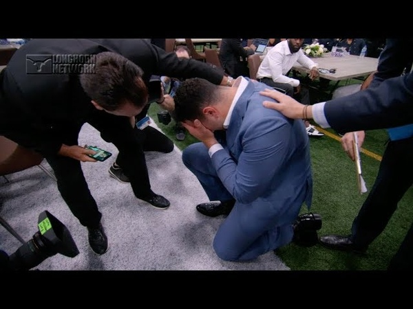 Connor Williams' NFL Draft Experience [May 17, 2018]