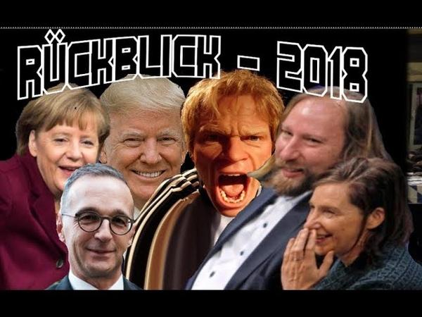 Jahresrückblick Silvester mit extra lustig feat Lügenlord Tanzverbot inkl FakeNews Satire