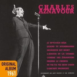 Charles Aznavour альбом Je m'voyais déjà