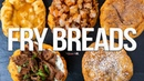 The Ultimate Fried Fair Food - Fry Bread 5 Ways   SAM THE COOKING GUY 4K
