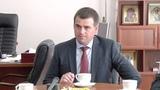 Глава Темрюкского района Федор Бабенков встретился с журналистами районных и краевых СМИ