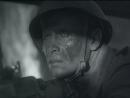 Два бойца (1943). Наступление немецкой пехоты под Ленинградом и контрнаступление советских войск