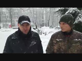 Довольно крутой диалог одессита, побывавшего в украинском плену, и бойца ВСУ, попавшего в плен к донбасским силовикам на днях