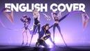 Instalok K/DA - POP/STARS English Cover Male Version